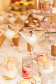 Beautiful Austrian Wedding on the Countryside Captured by A Day of Bliss - wedding dessert table idea