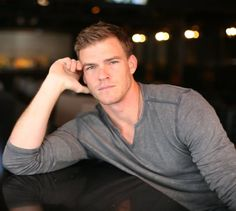 Alan Ritchson from Blue Mountain State
