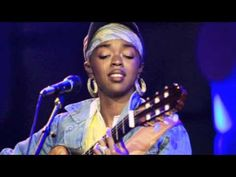 Lauryn Hill - Mystery of iniquity MTV Unplugged Lauryn Hill Unplugged, Mtv Unplugged, Music Pics, Music Songs, New Music, Rap Songs, Miseducation Of Lauryn Hill, Lauren Hill, Mystery