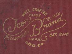 Icon Brand by Jon Contino