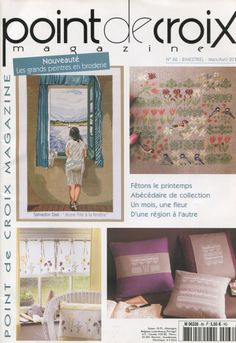 Gallery.ru / Фото #1 - 66 - rua Point de Croix Magazine-March-April No. 66