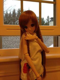 Smart Doll Mirai Suenaga by GhostKarin