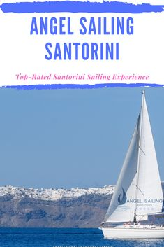 Explore our Santorini Boat Tours. Discover our remarkable day & sunset caldera sailing cruises in Santorini with Angel Sailing Santorini Sailing Tours. Santorini Caldera, Things To Do In Santorini, Sailing Cruises, Hidden Treasures, Boat Tours, Catamaran, Places To Travel, Meet, Angel