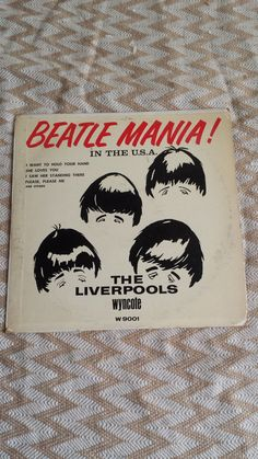 The Liverpools Beatle Mania In The USA by TheVintageRecordStop