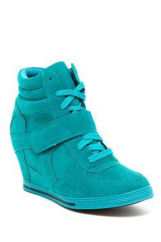 Bucco Nicoleed Wedge Sneaker on HauteLook