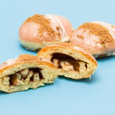 Taste-Test: We Ate the Cinnamon Roll-Stuffed Donuts