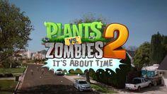 Plants vs. Zombies 2 llega finalmente aAndroid