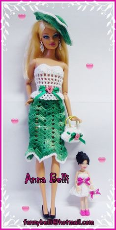Die 243 Besten Bilder Von Barbie Baby Doll Clothes Barbie Dress