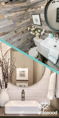 Ambient lighting and accent walls will leave a statement in any bathroom. Download our guide today!