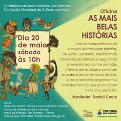 Maria Montillarez: Oficina As mais belas histórias