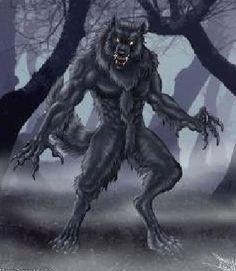 werewolf in the mist