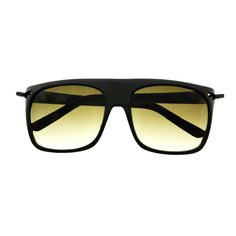 Mens Womens Sporty Fashion Style Flat Top Sunglasses Shades FT77