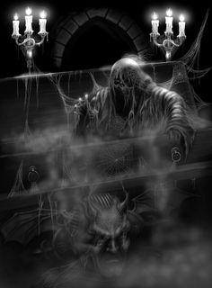 Reaper Crypt by *AndrewDobell on deviantART