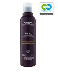 invati™ exfoliating shampoo - I love2x the Invati line but mann it's expensive : / but deffinetly works on my thinning hair!