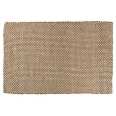 Check out this item at One Kings Lane! Anthony Jute Rug, Caramel