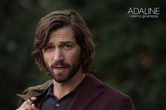 "136 Likes, 11 Comments - Michiel Huisman (@i_love_michielhuisman) on Instagram: ""Michiel as #ellisjones the most charming man ever from @ageofadaline you can't resist him …"""