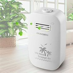 Compact Ionizing Air Purifier Great Price: Only $15.00 Plus FREE Shipping WORLDWIDE #offer How To Clean Humidifier, Ozone Generator, Healthy Pets, Air Filter, Hepa Filter, Air Purifier, Dog Accessories, Compact, How To Remove