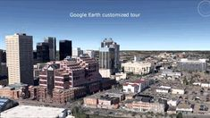 Edmonton Downtown Quick Flyover Test (Google Earth) Vacation Trips, San Francisco Skyline, Don't Forget, New York Skyline, Earth, Tours, Content, Google, Travel