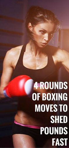Amazing calorie burning boxing workout that can be done at home, at the beach, anywhere. #Diet