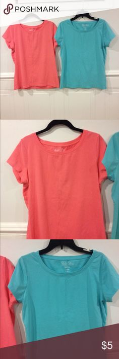 Faded Glory stretch XL tops good condition Size XL Faded Glory tops good condition the set is 5.00 Faded Glory Tops