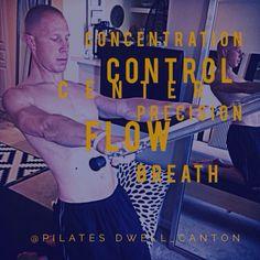 The Six Principles Of Pilates Pilates Instructor, Pilates Studio, Pilates For Men, Cardio, Muscle, Calisthenics, Cadillac, Body, Fitness