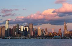 NYC from Weehawken