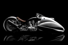 BMW Apollo Streamliner Motorcycle Concept