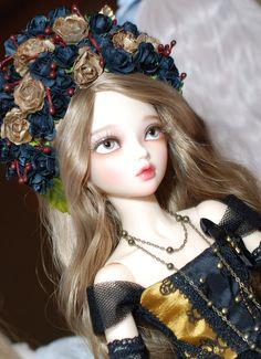 https://flic.kr/p/sbGhvd | Auri- FL MNF Chloe- owner  Red Ribboned Dolls | BJDream Anniversary Meet 2015