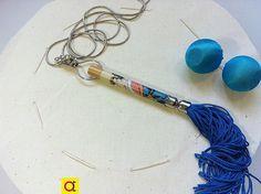 Nova Série Colares Colecção Chopsticks A.PONTO www.facebook.com/apontoshop