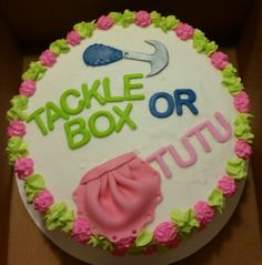 Tutu or Tackle box