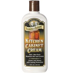 parker bailey kitchen cabinet cream bailey glass multi surface cleaner works better 7380