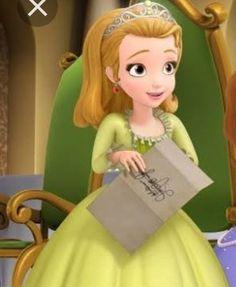 Sofia The First, Amber, Disney Characters, Fictional Characters, Aurora Sleeping Beauty, Disney Princess, Fantasy Characters, Ivy, Disney Princesses