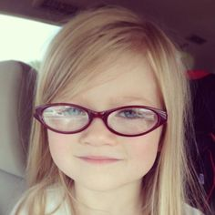 Highly fashionable, super light and fun glasses for your little one  #glasses #eyewear