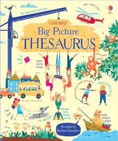 My Big Picture Thesaurus By Rosie Hore Available At Book Depository With Free Delivery Worldwide