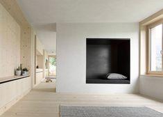 Einfamilienhaus im Bregenzer Wald, Österreich, von Innauer Matt Architekten Fotos: Adolf Bereuter, Dornbirn