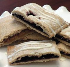 Are you missing Pop-Tarts? Not anymore! Pamela's Snack Tarts recipe is not only gluten-free, but does not contain all the artificial ingredients you find with the ready-made brands. Add your favorite fillings and enjoy!