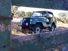 1970 CJ-5 Jeep