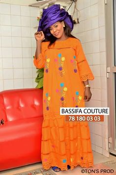 Latest African Fashion Dresses, African Dresses For Women, African Print Fashion, African Attire, Baby Girl Dress Patterns, Fall Fashion Outfits, Women's Fashion, Traditional Outfits, Nice Dresses