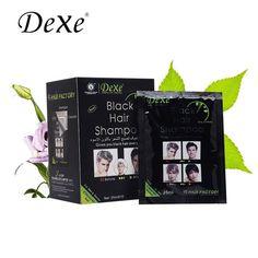 All-Natural DeXe - Black Hair Shampoo Hair Dye