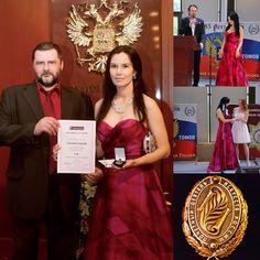 """Екатерина Тардиф награждена званием """"Почетный деятель искусств"""" #ekaterinatardif #екатеринатардиф"""