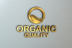 Check out Organic Quality Logo by BDThemes Ltd on Creative Market