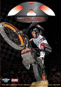 FIM X-Trial World Championship Official Review 2011 (New DVD) 5017559113056