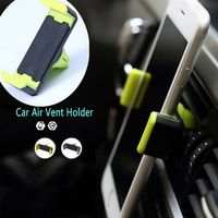 Car Holder Mini Air Vent Mount Cell Phone Mobile Holder 360 Degree Universal For Android iPhone 6 6s 7 GPS Bracket Stand Support
