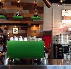 Coffee bar?