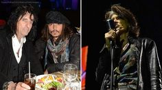 The Hollywood Vampires, Joe Perry, I Am Amazing, Alice Cooper, Johnny Depp, Reggae, Musicians, Fictional Characters, Bands