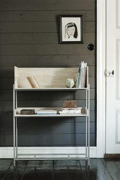 Vivlio Shelf System by Skagerak Furniture, Set Of Drawers, Shelves, Interior, Modular Shelving, Stacking Shelves, Bedroom Redesign, Wooden Shelves, Shelving Solutions