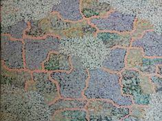 Crack. 2011. 53.0 x 40.9cm. Acryl on Canvas.