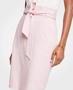 d8b9872658ff Waist Skirt, High Waisted Skirt, Ann Taylor, One Shoulder, Shoulder Dress,