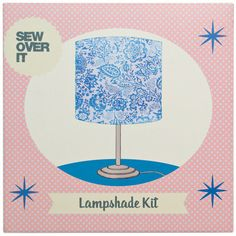 Sew over it lampshade kit