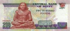 Egypt - 200 Pound